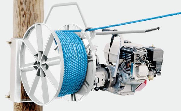 натяжитель сип кабеля